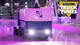 Kids Truck Video - Ice Resurfacer (Zamboni)