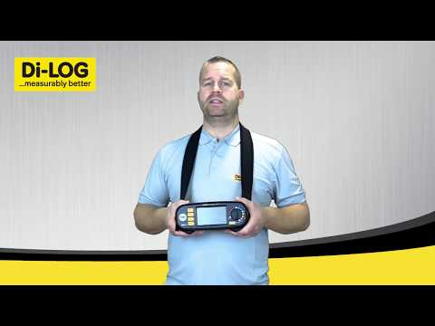 How to Test 3 Phase Voltage with my DL9118 Multifunction Tester