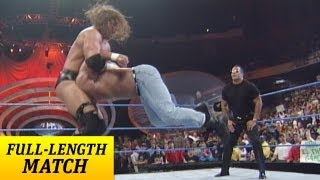 FULL-LENGTH MATCH - SmackDown - Triple H vs. British Bulldog - WWE Championship