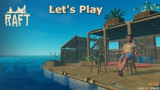 Raft - E9 - Come Sail With Mr. And  Mrs. Spartan On The Party Barge!