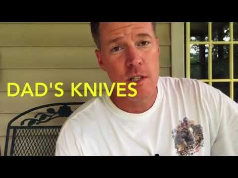Dads Knives