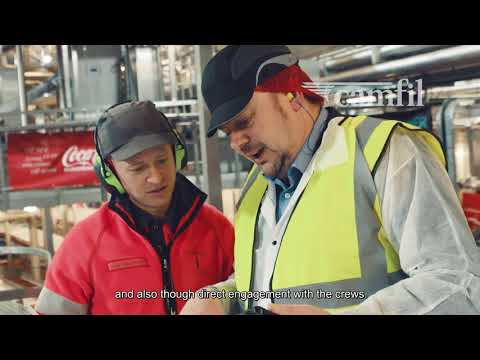 Video Case: World Leading Beverage Manufacturer Protects employee health