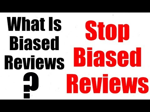 [Hindi-हिन्दी] What is Paid/Biased Reviews? Explain in Details