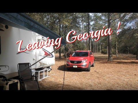 RV Life - Leaving Georgia
