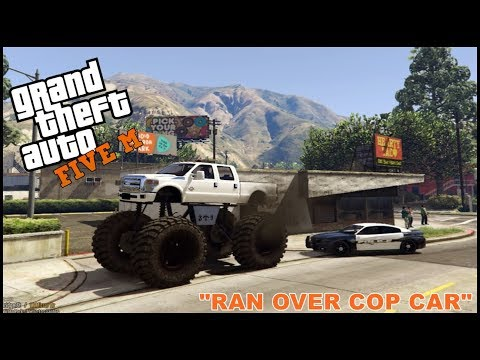 GTA 5 ROLEPLAY - LIFTED TRUCK VS COP CAR - EP. 201 - CIV