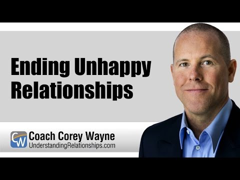 Ending Unhappy Relationships