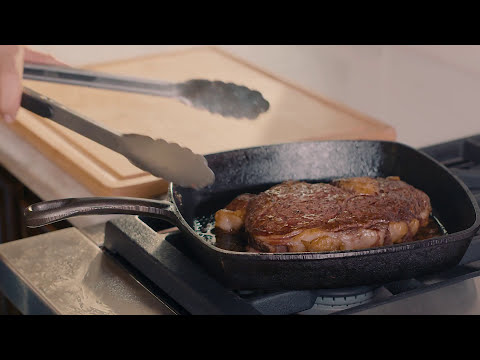 How to Cook a Skillet-to-Oven Steak