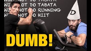 5 Dumbest Forms of Cardio (DON'T LOOK STUPID!)