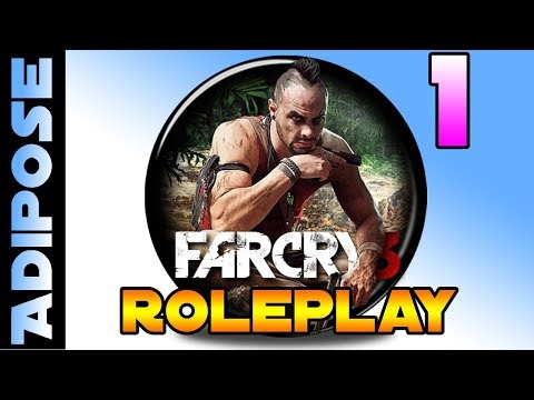 Let's Roleplay Far Cry 3 Modded! - (audio fix)  #1 You can check out anytime you like....