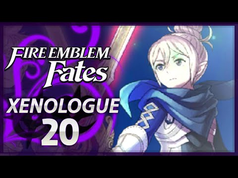Fire Emblem Fates - Xenologue 20 - Heirs of Fate 6: Lost in the Waves (DLC)