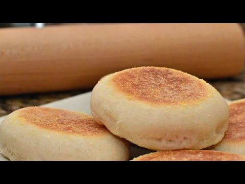 english muffins recipe - How to Make English Muffins
