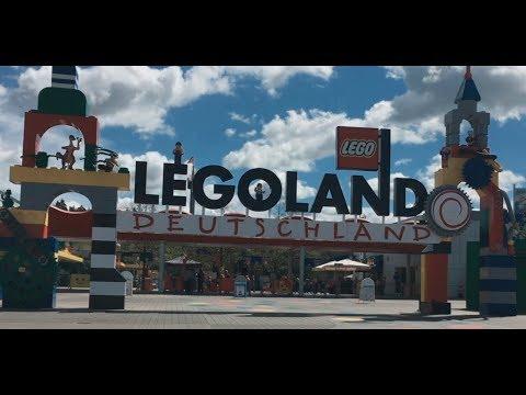 Legoland mit Kindern: Günzburg, Legoland Deutschland - Eindrücke, Attraktionen, Lego