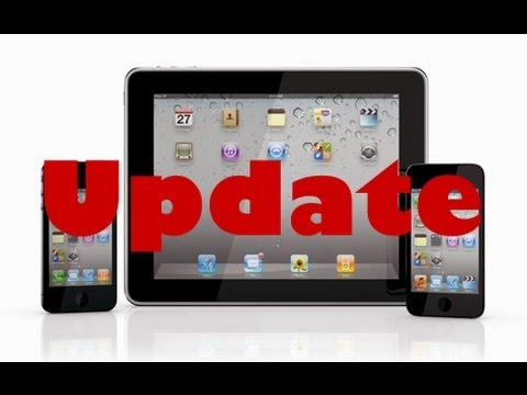 How To Update Your iPhone and iPod To The Newest Software Update (Easy)