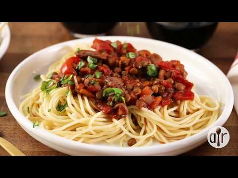 How to Make Lentil Bolognese | Dinner Recipes | Allrecipes.com
