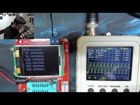 Let's Build Kits - Component / Transistor Tester