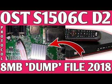 OST S1506C Protocol 8MB DUMP File D2 V1 4 2018 || by Usama Tech