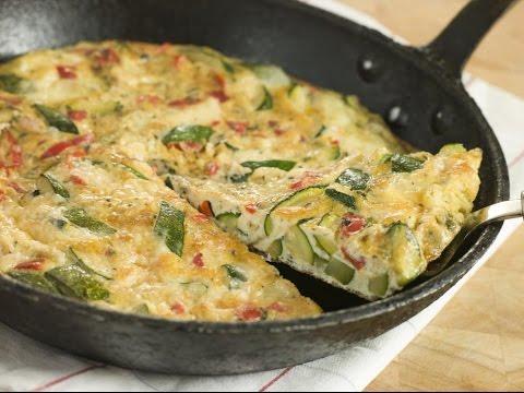Zucchini slice recipe healthy