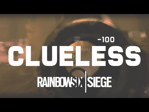 What happens when clueless people play Rainbow 6: Siege