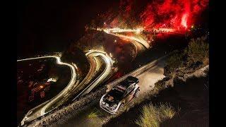 Rallye Monte-Carlo 2018 Sebastien Ogier/Julien Ingrassia