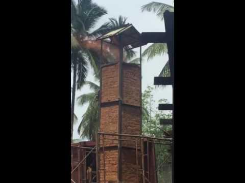 Sri Lankan coconut Chacoal made