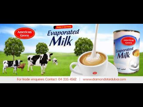 American Green - Evaporated Milk