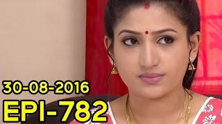 Maragatha Veenai Sun TV Episode 782 30/08/2016