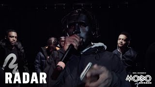 RADAR RADIO x MOBO Awards (cypher) - Kenny Allstar, 67, K-Trap, Youngs Teflon, Loski