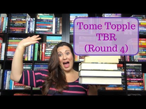 Tome Topple TBR - Round #4