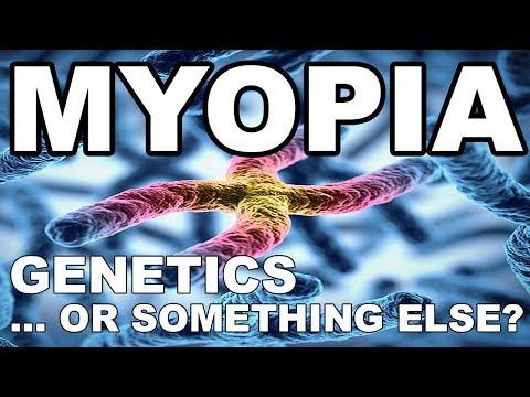 Is Myopia Genetic?
