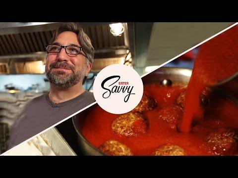 Meatballs and Sauce Like a Boss - Savvy, Ep. 23