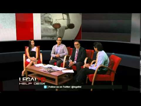 Legal HD Episode 74 - Arrest Warrants and Your Rights