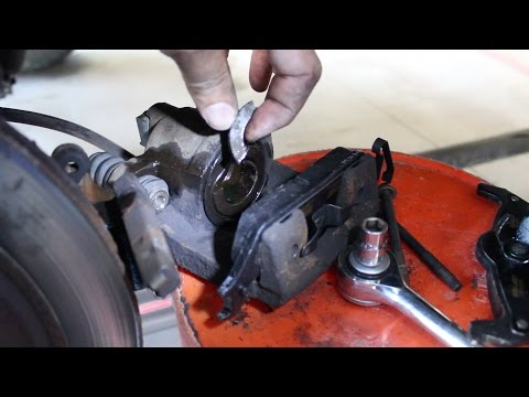 2004-2008 Ford F-150 - Brake Caliper Replacement