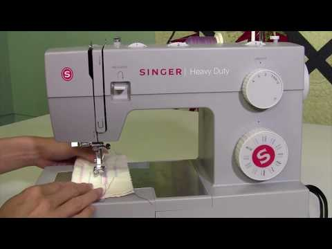 Singer Heavy Duty 4423 20 How to Adjust Tension