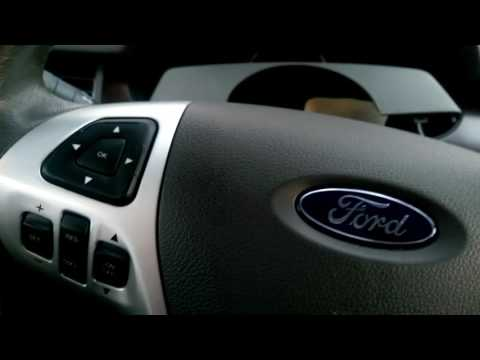 2013 Ford Edge Wiper Issue