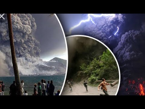 Volcano earthquakes and Mega fires updates