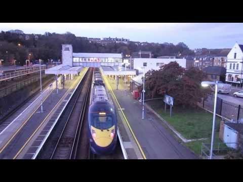 Dover Priory Train Station, Dover, England