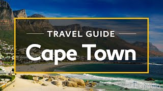 Cape Town Vacation Travel Guide   Expedia (4K)