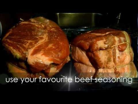 How to Slow Cook Roast Beef