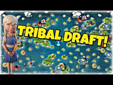 Boom Beach :: TRIBAL DRAFTS?! :: Update Concept/Idea