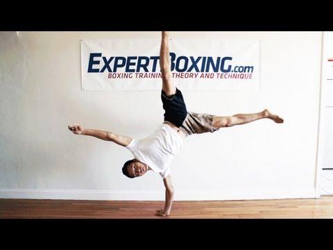 5 Boxing Balance Drills