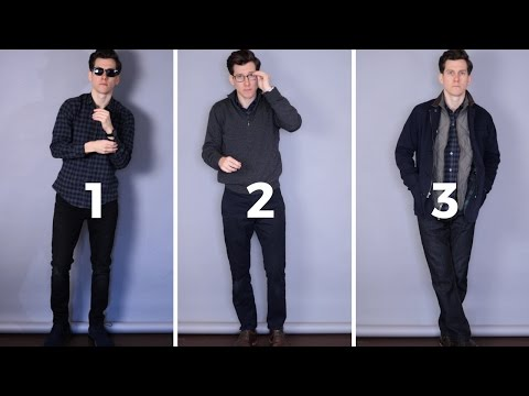 How to Wear a Flannel Shirt (Fit, Details and 3 Outfit Examples)