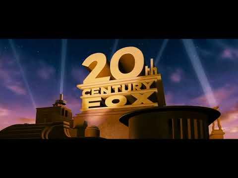 20th Century Fox 1994 logo with X-Men Fanfare