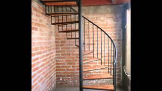 escaleras de caracol joaquin alonso