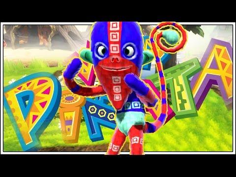 Viva Pinata | MONKEYING AROUND (Let's Play Playthrough Part 23)