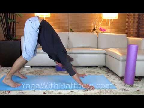 Downward Dog: Yoga With Mathew