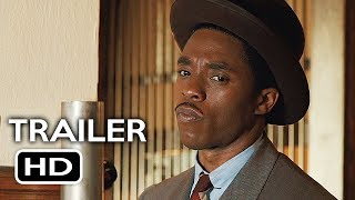 Marshall Official Trailer #1 (2017) Chadwick Boseman Biography Movie HD