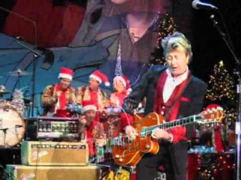 O Holy Night Brian Setzer