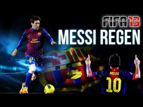 FIFA 13 Career Mode - BUYING MESSI REGEN!!! (Best Player Ever?!)