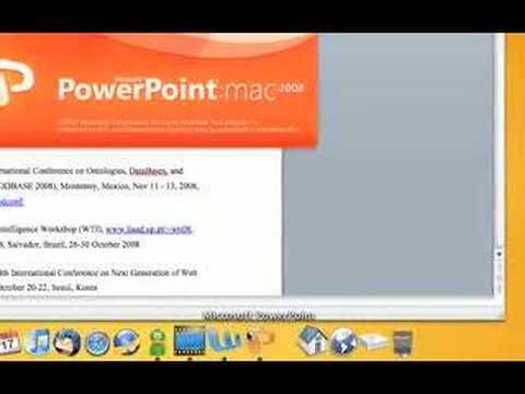 Office 2008 for Mac Service Pack 1 Problems