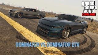 GTA 5 Online | Dominator GTX VS Dominator